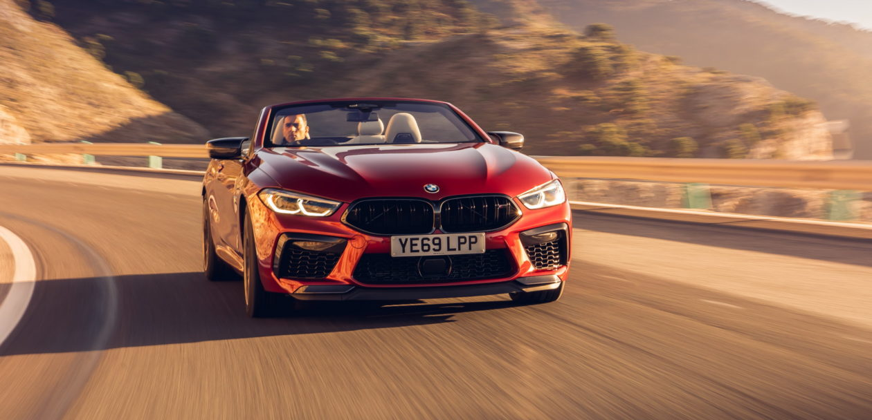 The new BMW M8 Competition Models UK 37 1260x608