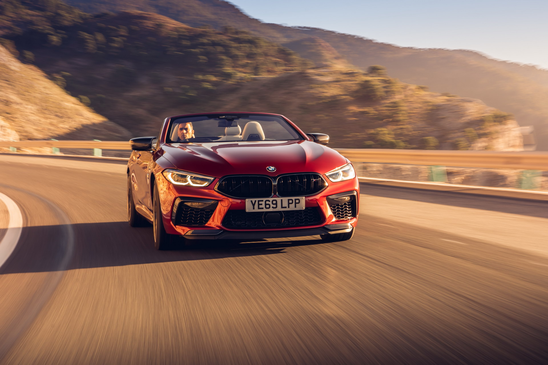 The new BMW M8 Competition Models UK 37