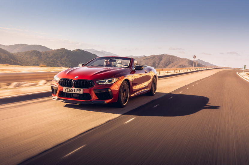 The new BMW M8 Competition Models UK 7 830x553