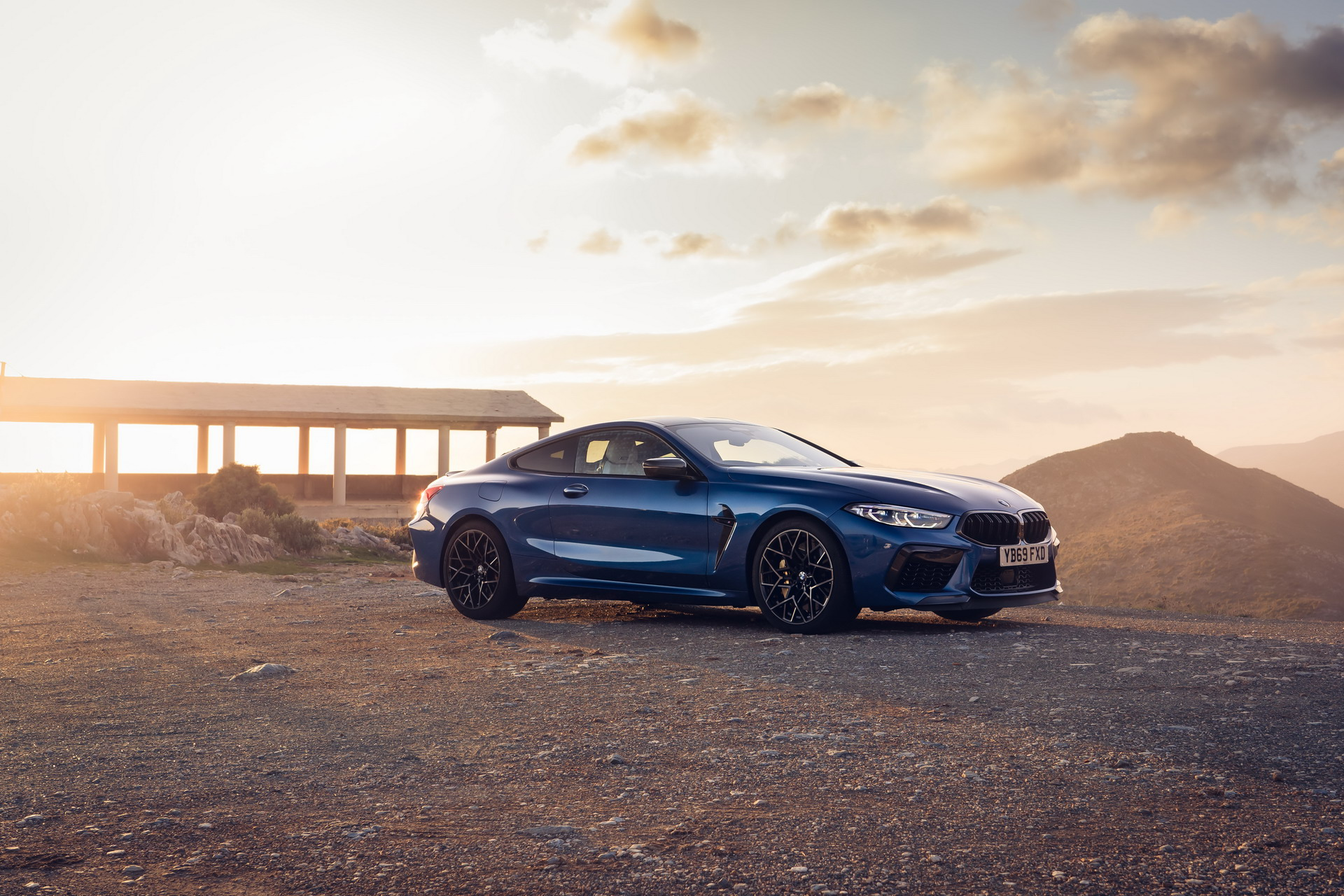 The new BMW M8 Competition Models UK 71