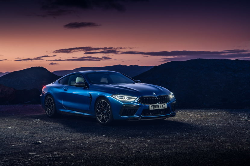 The new BMW M8 Competition Models UK 72 830x553