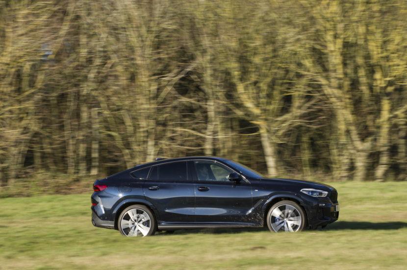 The new BMW X6 xDrive40i M Sport UK 2 830x552