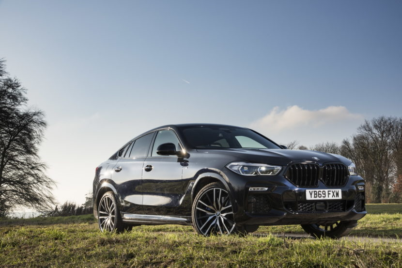 The new BMW X6 xDrive40i M Sport UK 8 830x553