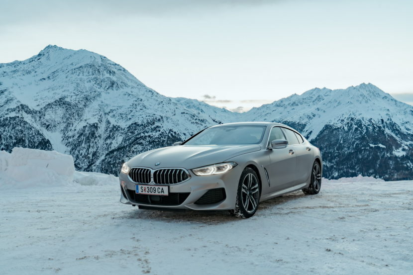 The new X6 and 8 Series Gran Coupe in Solden 1 830x553