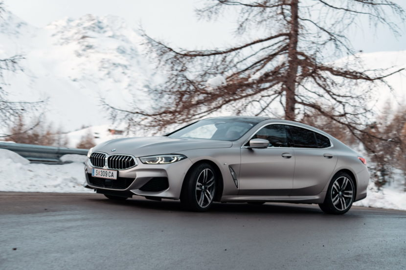 The new X6 and 8 Series Gran Coupe in Solden 11 830x553