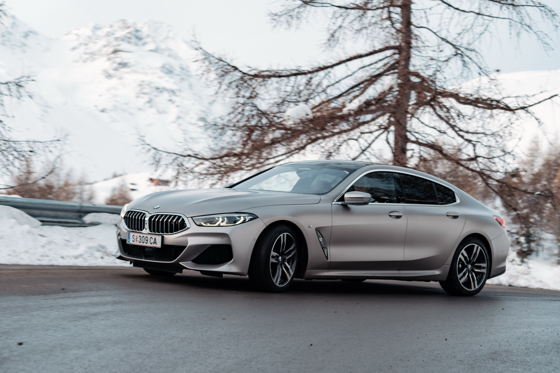 The new X6 and 8 Series Gran Coupe in Solden 11