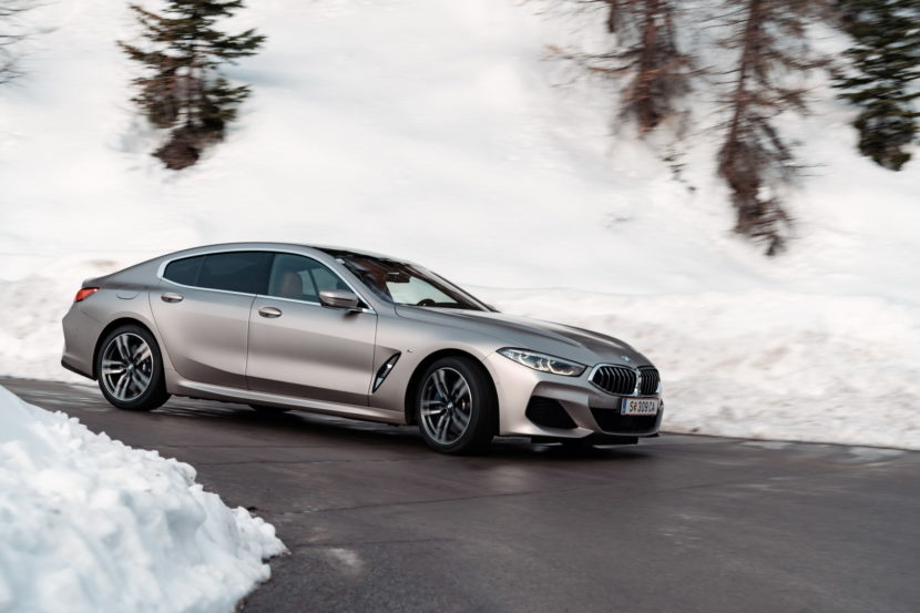 The new X6 and 8 Series Gran Coupe in Solden 3 830x553