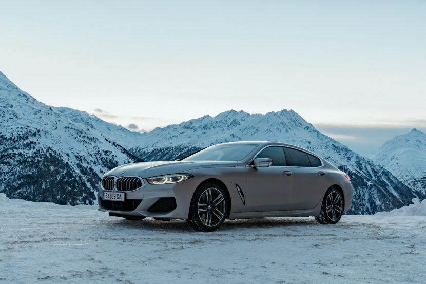 The new X6 and 8 Series Gran Coupe in Solden 5 830x553