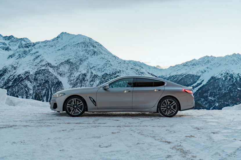 The new X6 and 8 Series Gran Coupe in Solden 6 830x553
