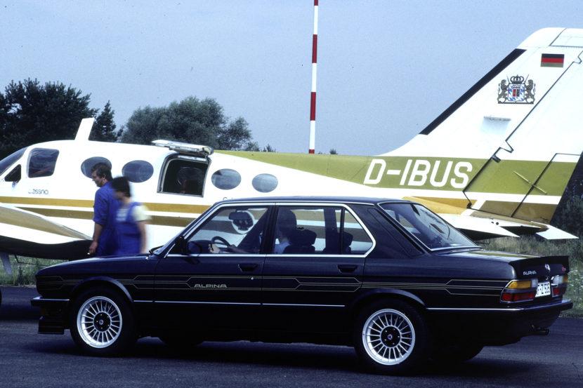 alpina historie E28 B9 35 830x553