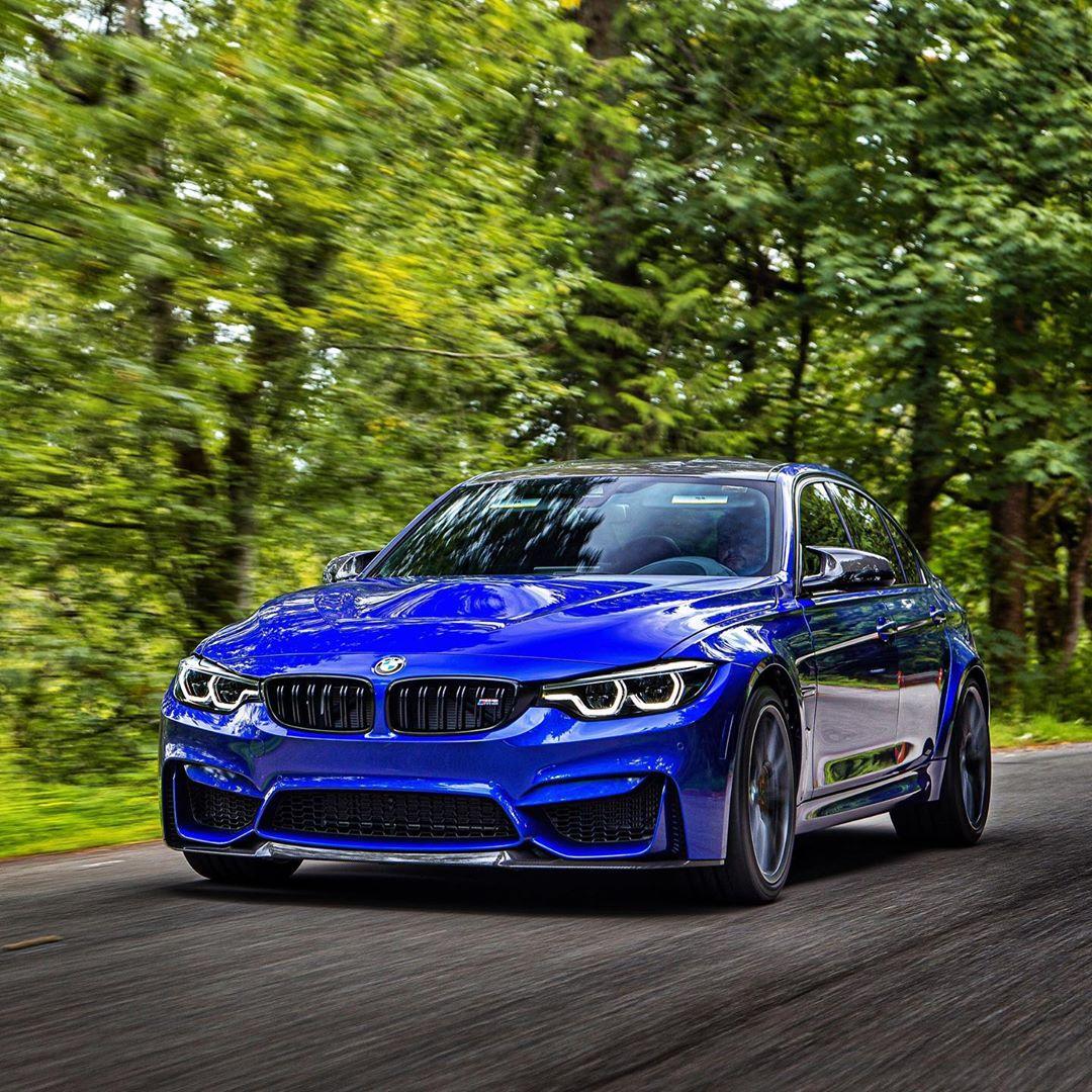 BMWBLOG garage is getting a BMW M3 CS