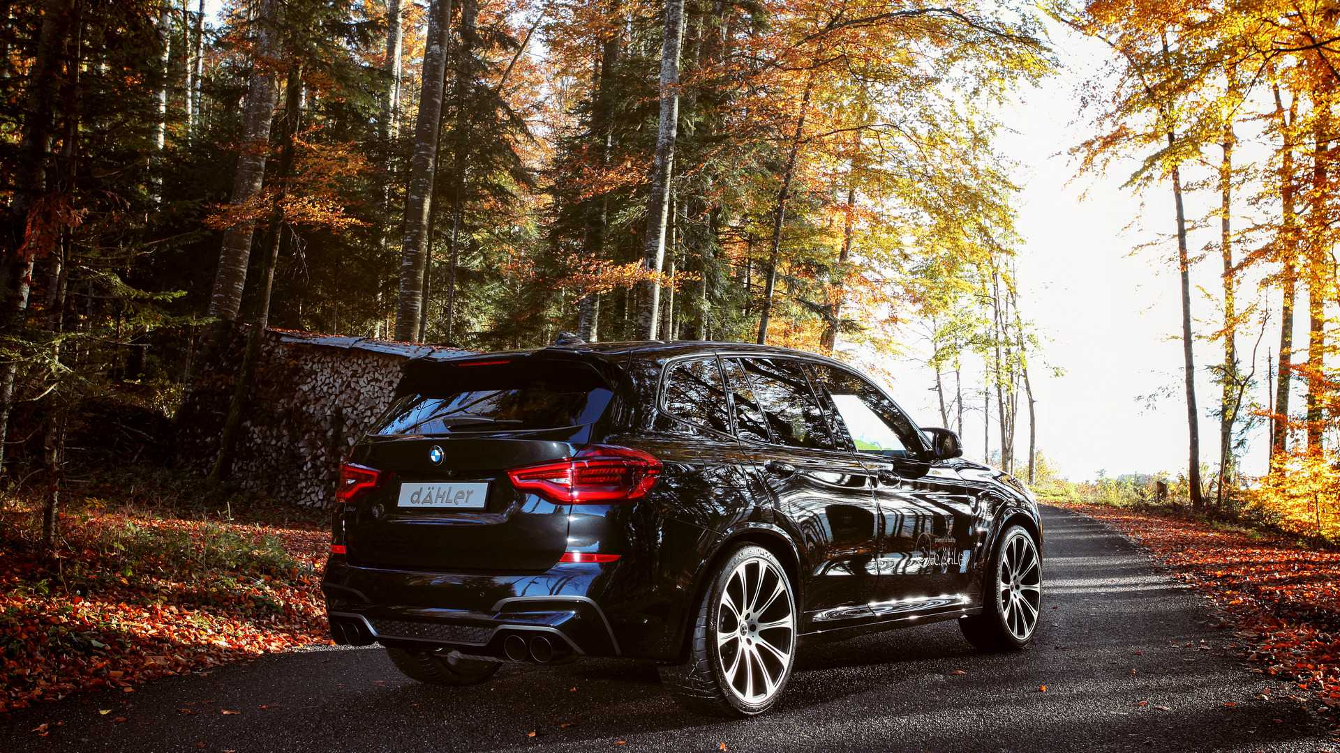 bmw x3 m and x4 m by dahler12