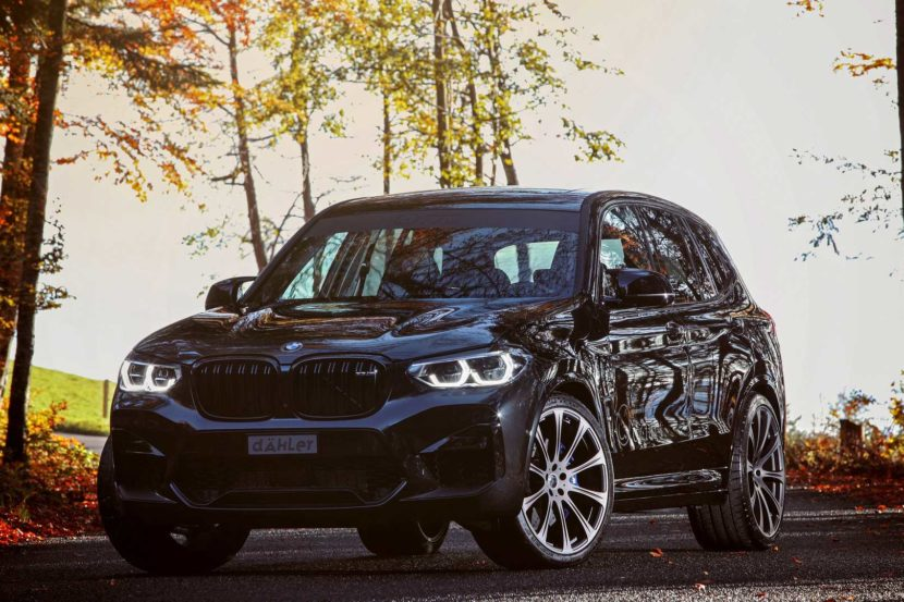 bmw x3 m and x4 m by dahler9 830x553