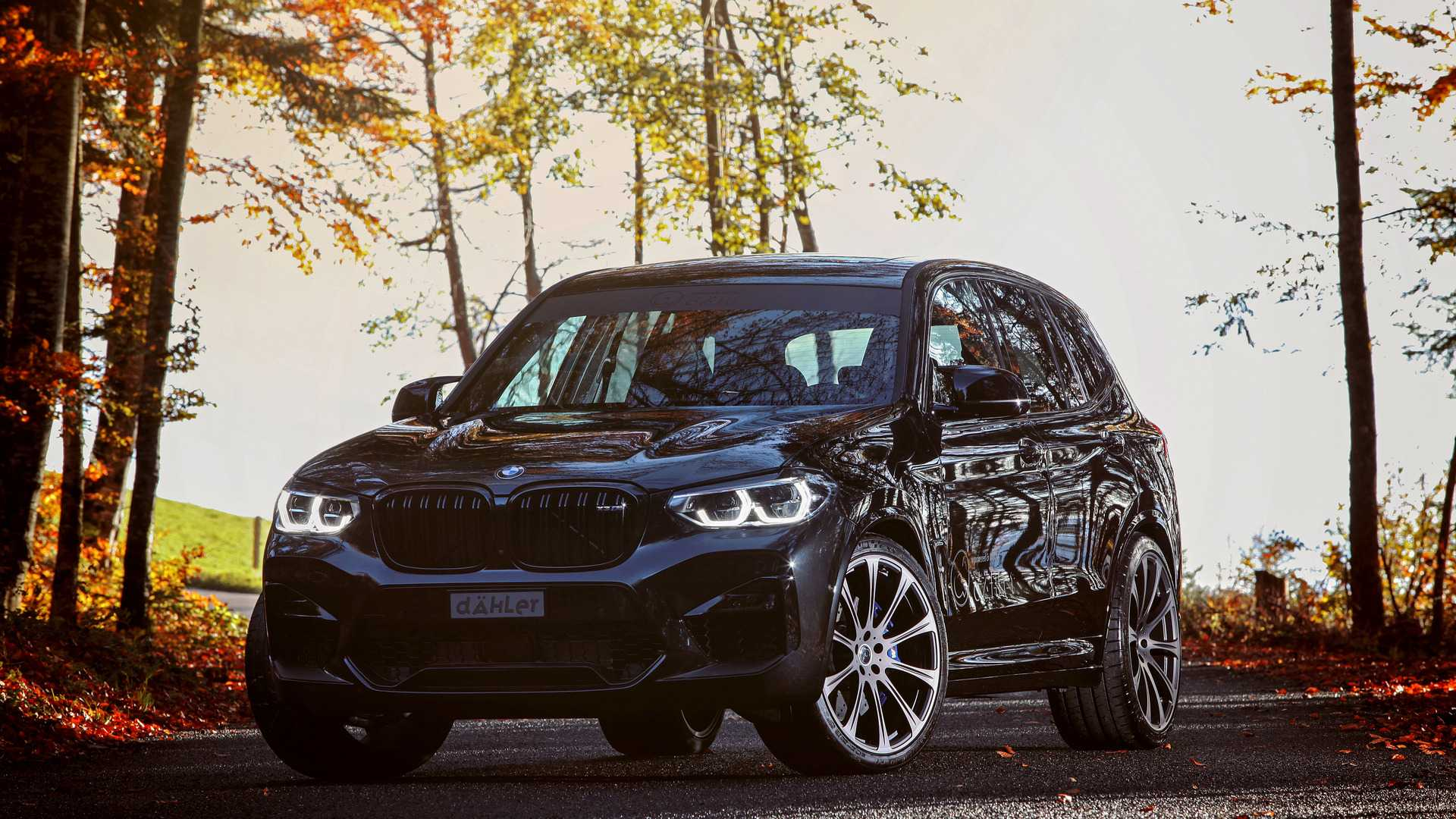 bmw x3 m and x4 m by dahler9