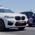 bmw x3 m competition drag races audi rs4 total annihilation follows 140028 1 120x120