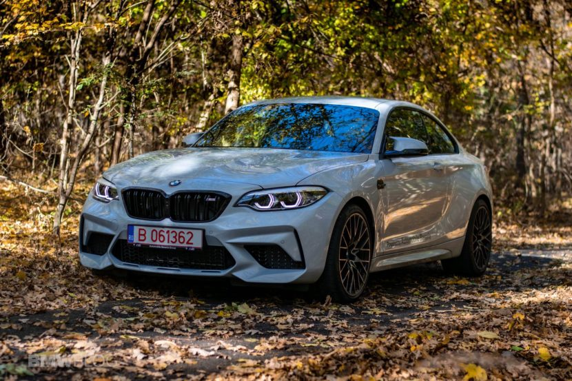 2020 BMW M2 Competition review test drive 02 830x553
