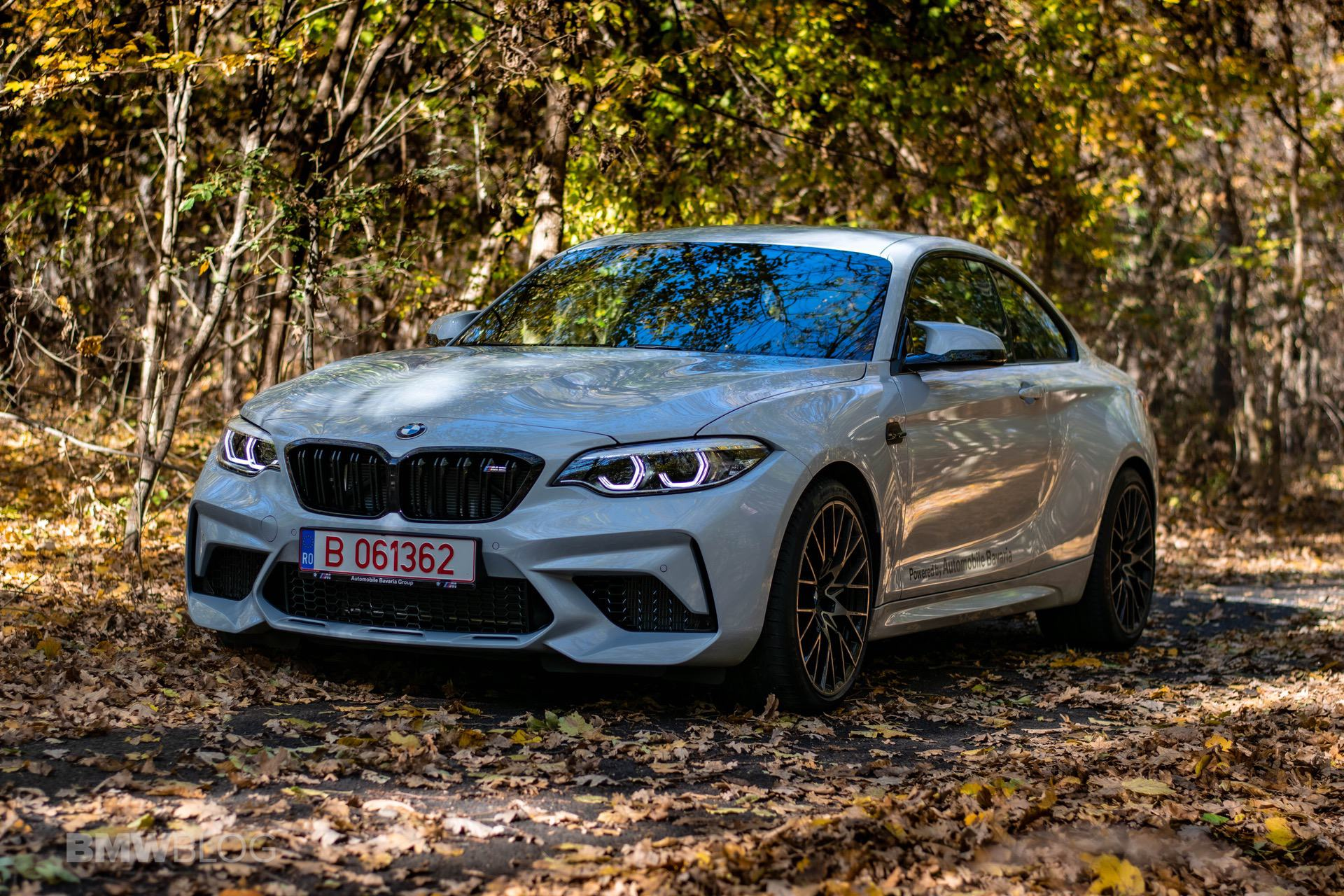 2020 BMW M2 Competition review test drive 02