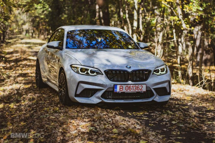 2020 BMW M2 Competition review test drive 03 830x553