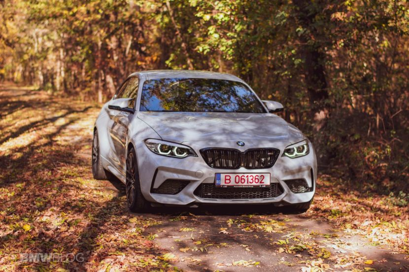 2020 BMW M2 Competition review test drive 07 830x553