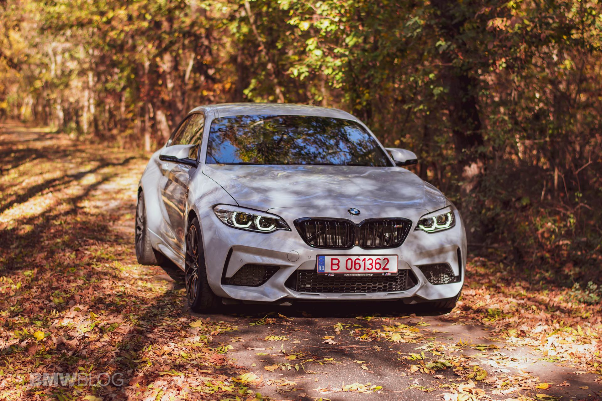 2020 BMW M2 Competition review test drive 07