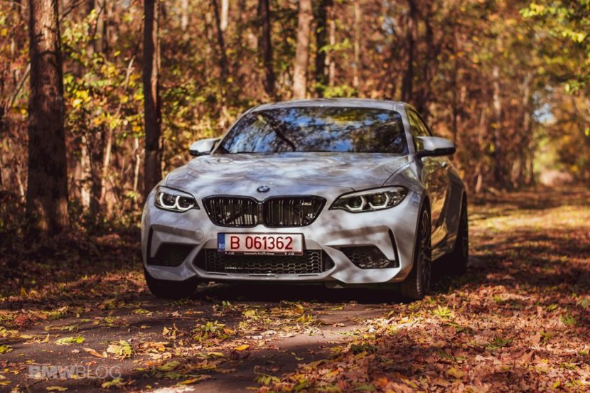 2020 BMW M2 Competition review test drive 08 830x553