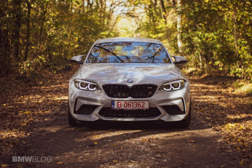 2020 BMW M2 Competition review test drive 16 830x553