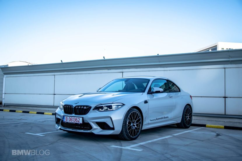 2020 BMW M2 Competition review test drive 39
