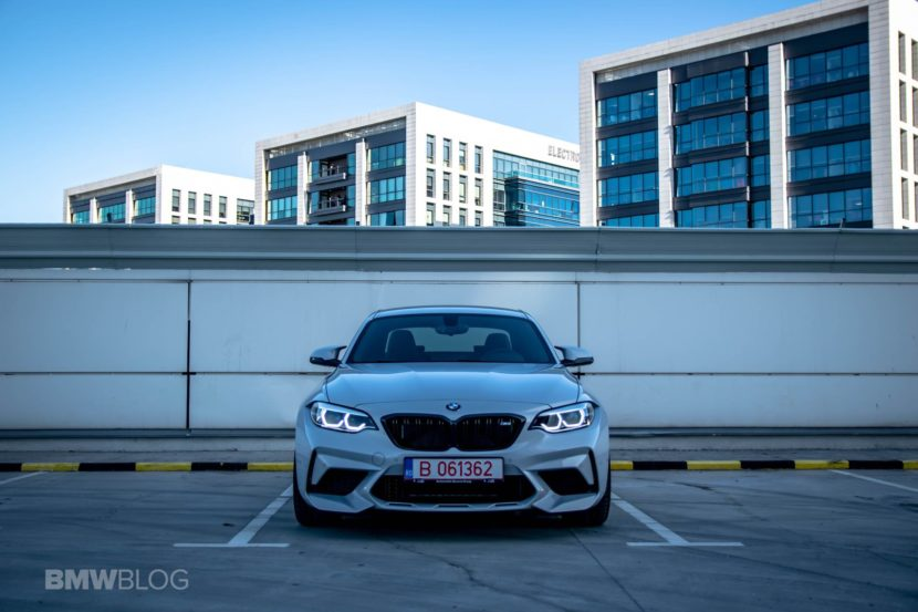 2020 BMW M2 Competition review test drive 40 830x553