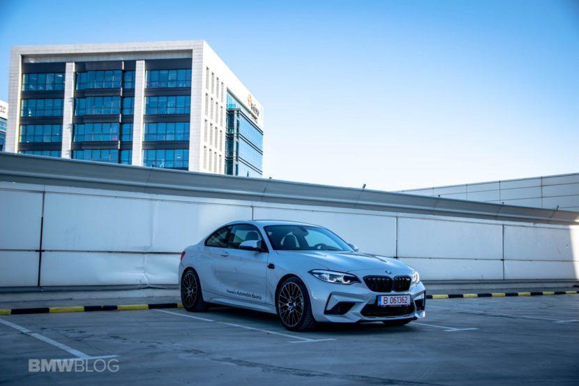 Обзор BMW M2 Competition 2020 тест-драйв 41 830x553
