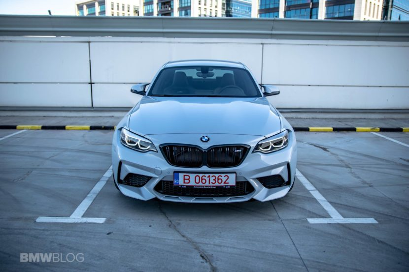 2020 BMW M2 Competition review test drive 46 830x553