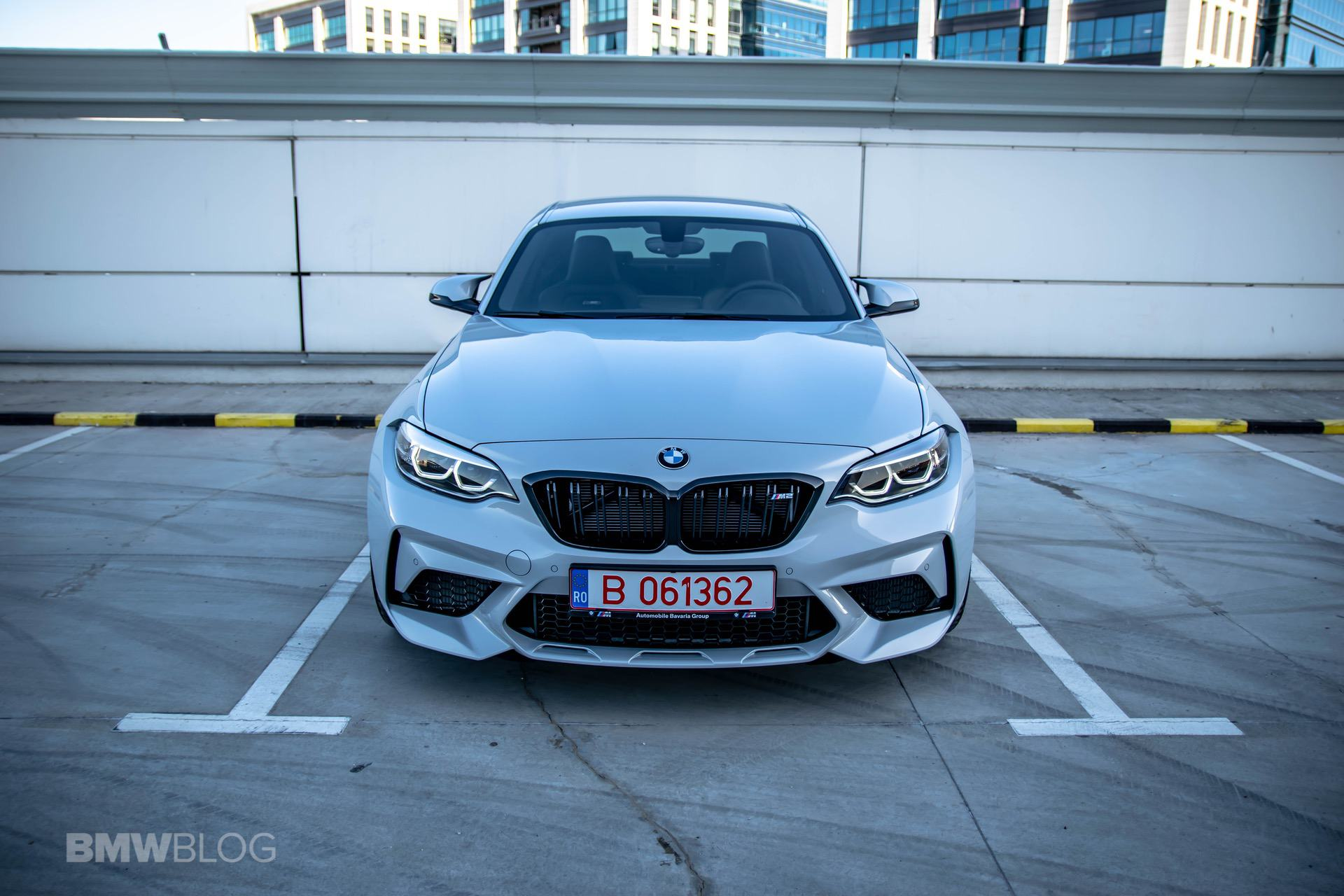 2020 BMW M2 Competition review test drive 46