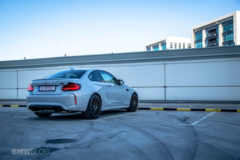 2020 BMW M2 Competition review test drive 51 830x553