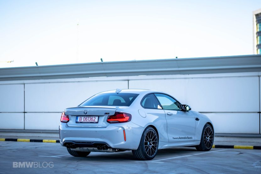 2020 BMW M2 Competition review test drive 56 830x553