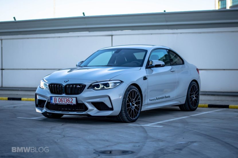 2020 BMW M2 Competition review test drive 58 830x553