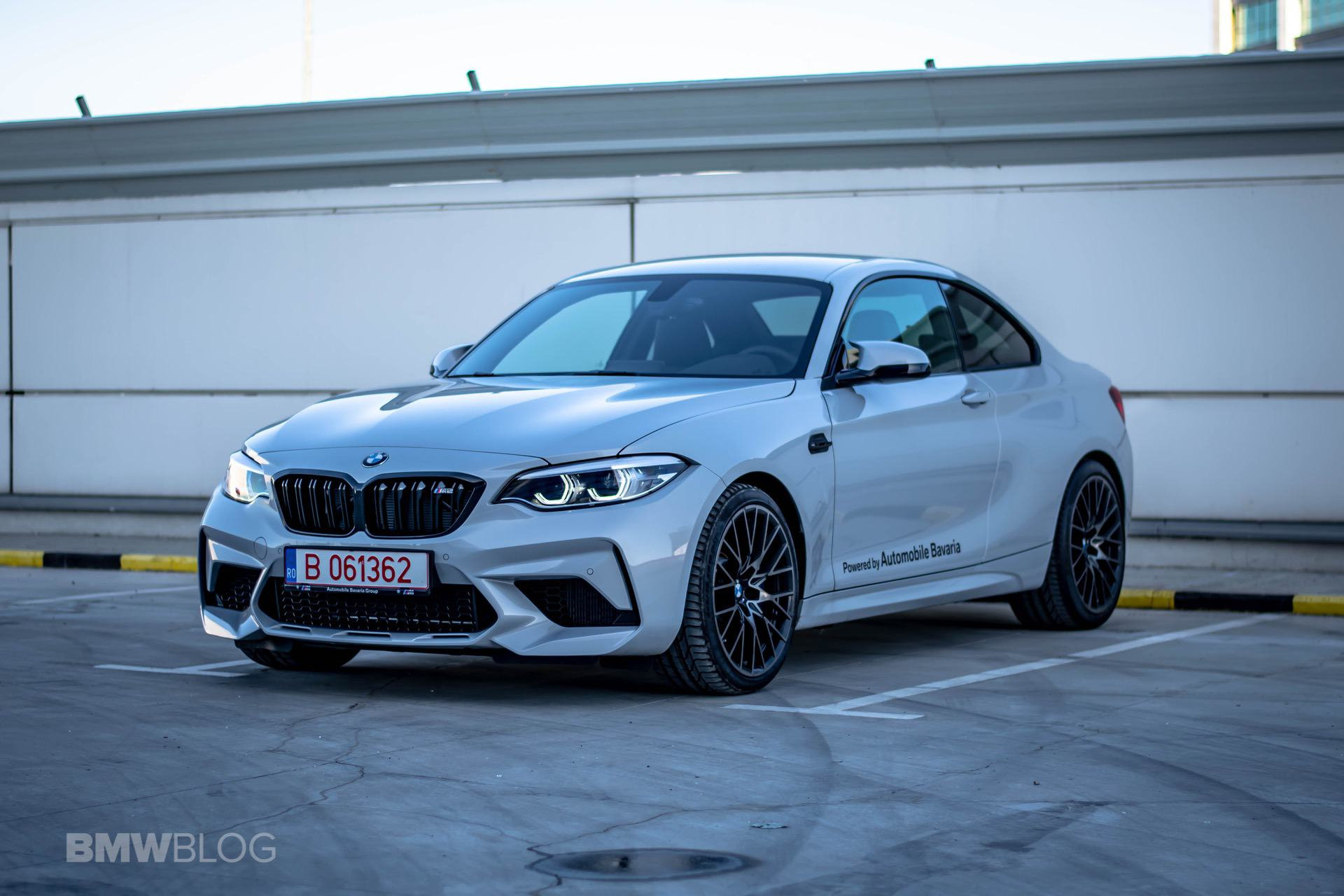 2020 BMW M2 Competition review test drive 58