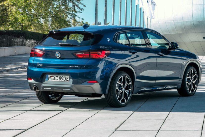 2020 BMW X2 LCI 1 830x553