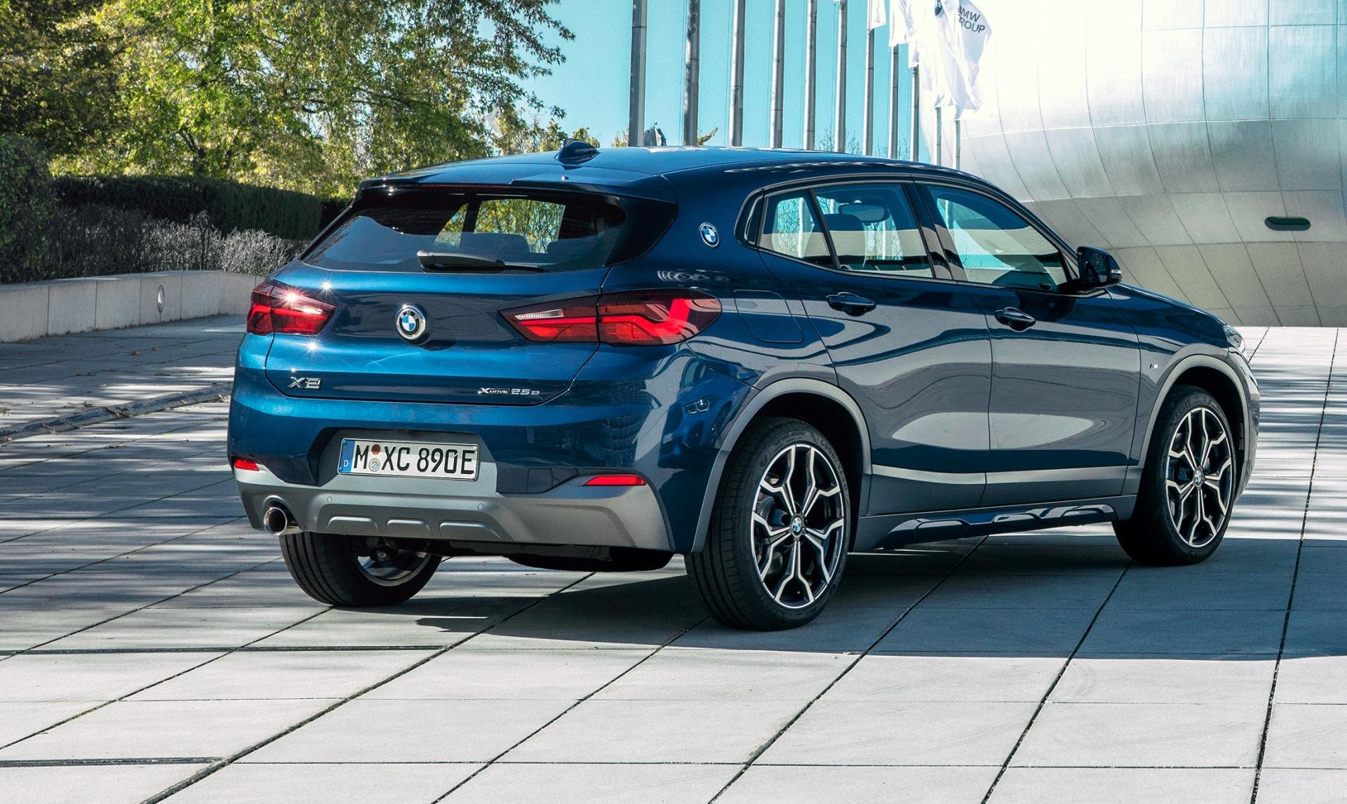 2020 BMW X2 LCI 1