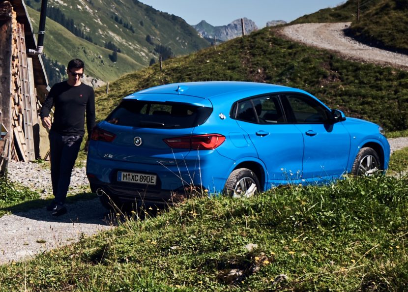 2020 BMW X2 LCI 2 830x594