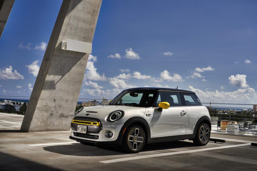 2020 MINI Cooper SE test drive review 55 830x553