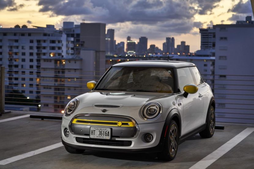 2020 MINI Cooper SE test drive review 61 830x553