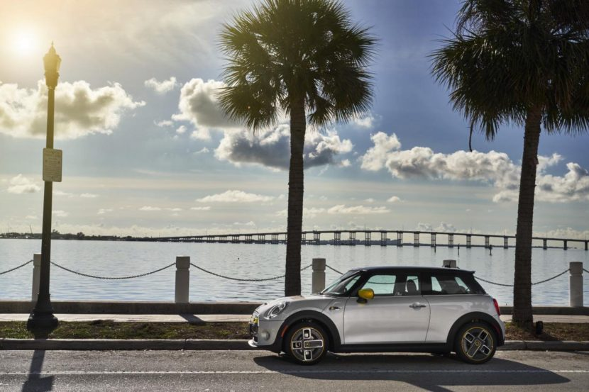 Learn a Bit About the Exterior and Sound Design of the MINI Cooper SE