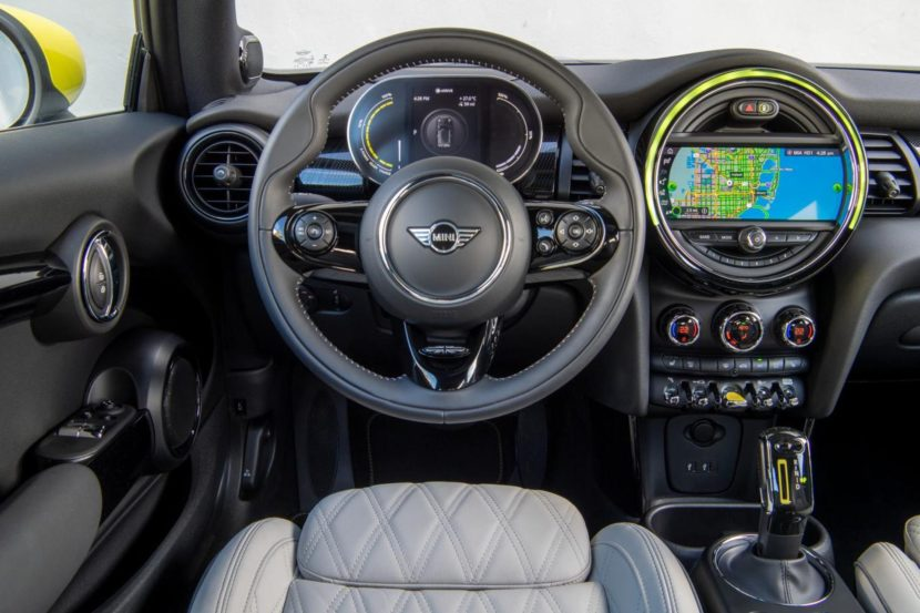 2020 MINI Cooper SE test drive review 81 830x553