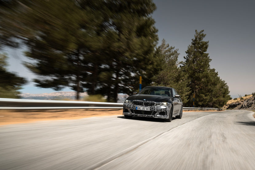ALPINA acid test On the test track 2 830x553