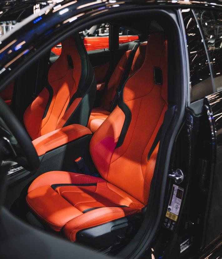 BMW 2 Series Gran Coupe black color 08 710x830