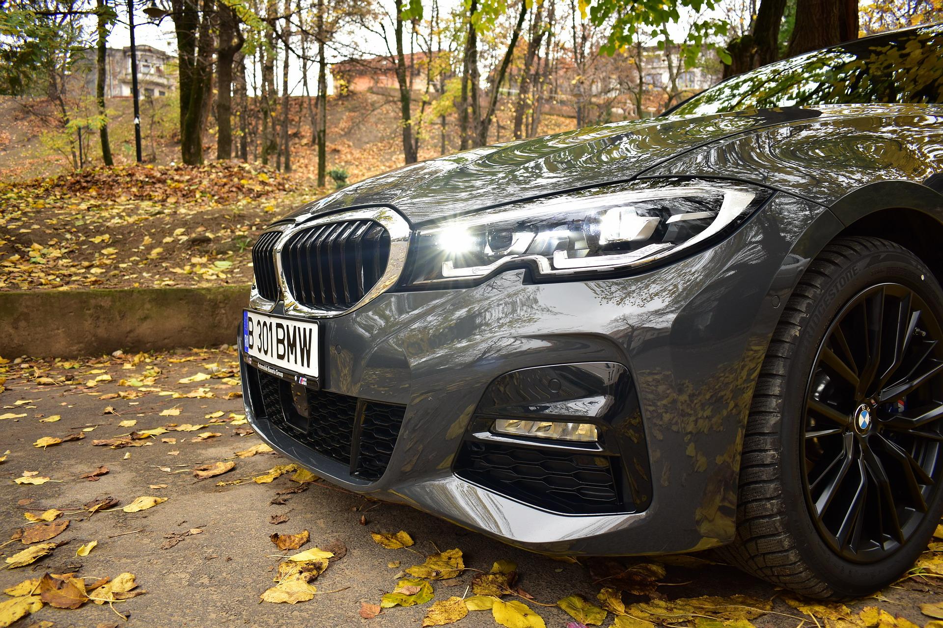 BMW 320d xDrive M Sport Touring TESTDRIVE RO 56