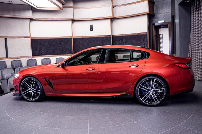 BMW 840i Gran Coupe AC Schnitzer 05 830x553