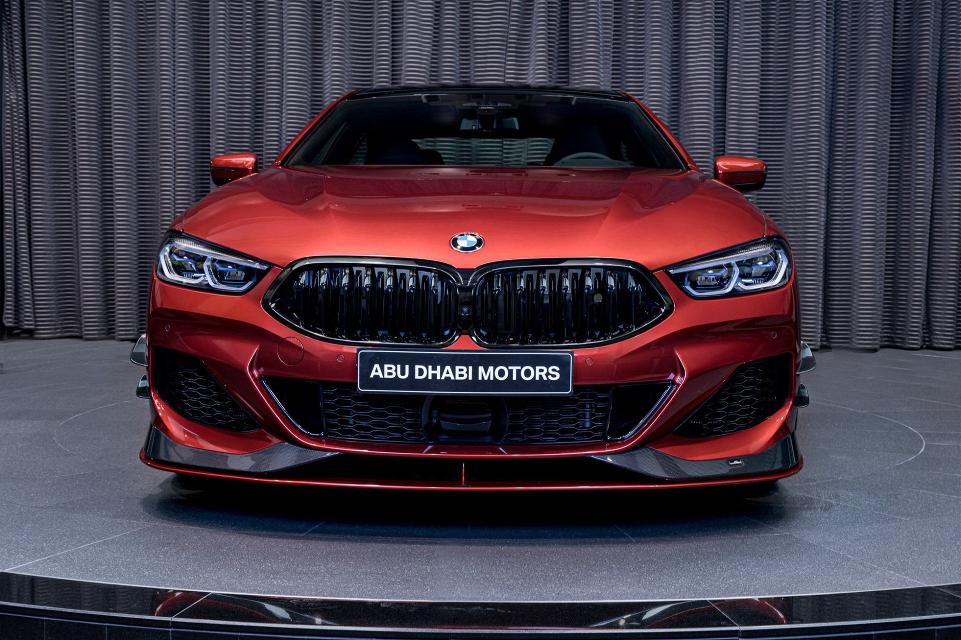 BMW 840i Gran Coupe AC Schnitzer 12