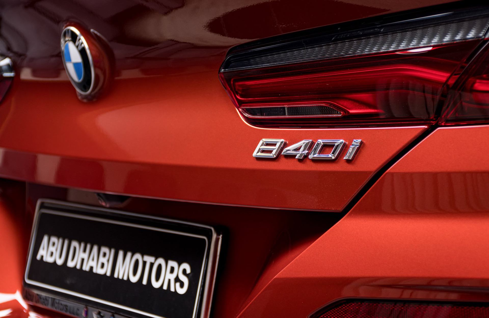 BMW 840i Gran Coupe AC Schnitzer 20