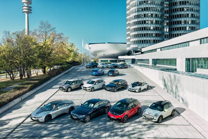 BMW Group electrified models 6 830x553