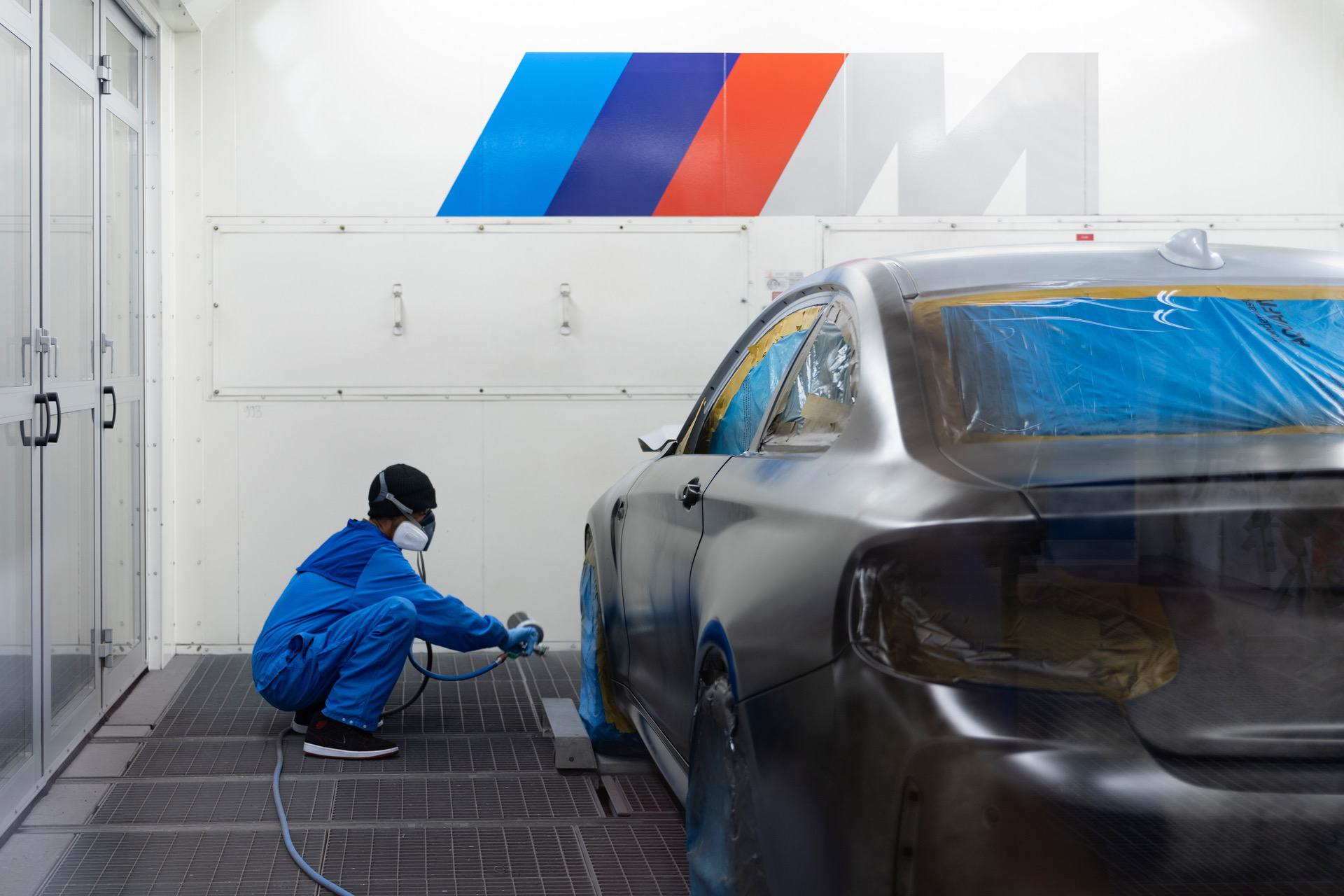 BMW M and Artist FUTURA 2000 to release Limited Edition M2 Competition